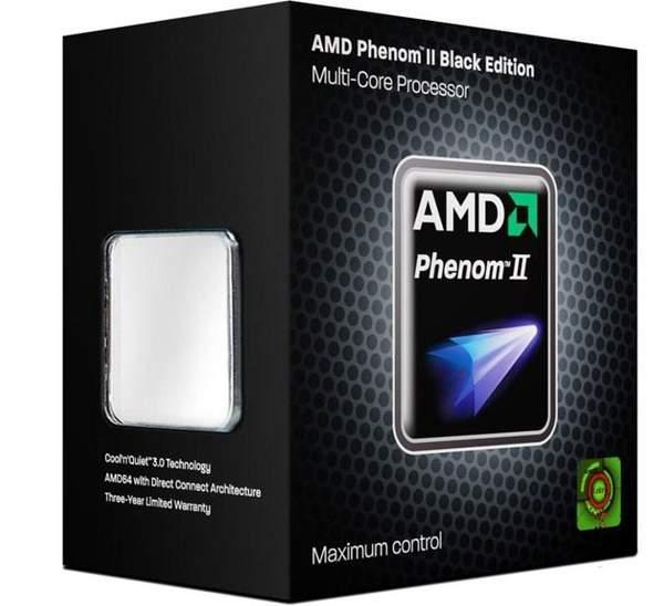 Обзор процессора AMD Phenom II X4 980 BE
