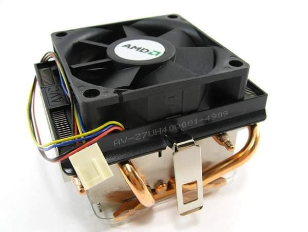 Боксовый кулер от AMD
