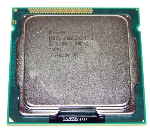 Процессор Core i7 2600K