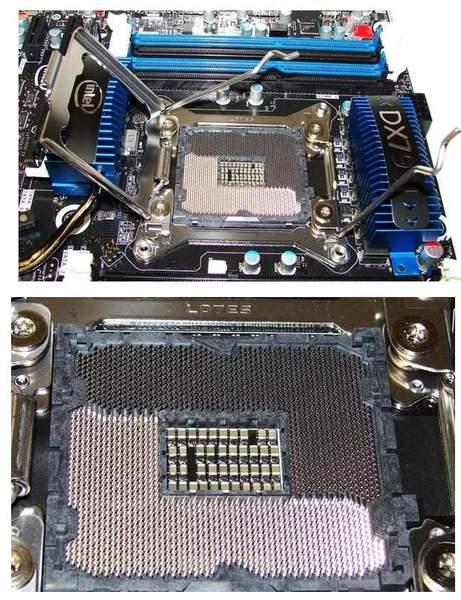 Процессорный сокет LGA 2011