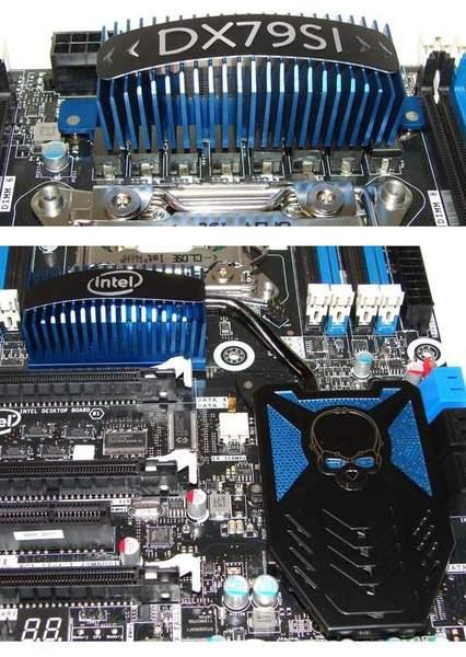Радиаторы DX79SI