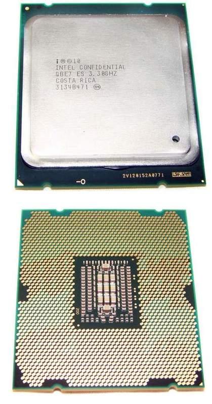 Обзор процессора Core i7 3960X