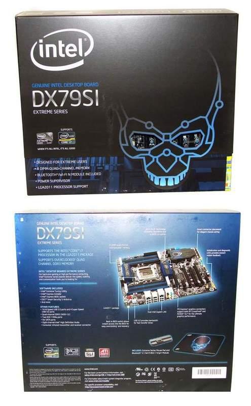 Материнская плата DX79SI