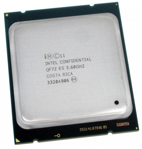 Блиц-обзор процессора Intel Core i7 4960X Ivy Bridge-E