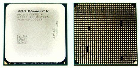 Процессор AMD Phenom II X4 975