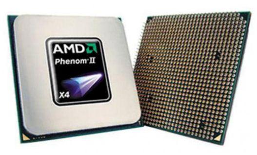 Новые модели 4-х ядерных процессоров Phenom II 975 и 840