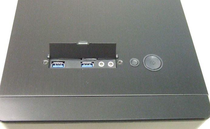 Панель управления Lian Li PC-9N
