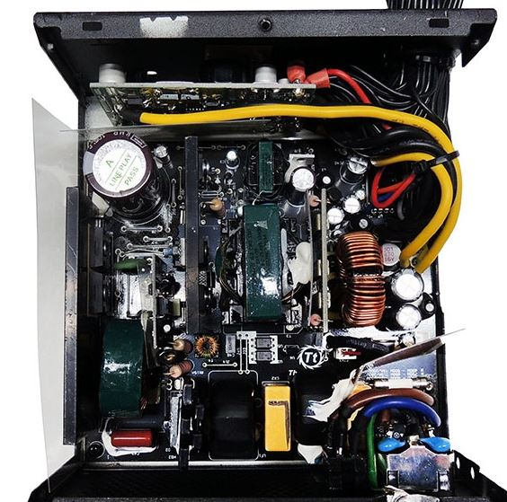 Thermaltake Smart SP-750P внутри