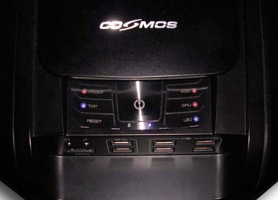 Корпус CM Cosmos II Ultra Tower
