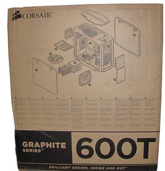 Упаковка Graphite 600T