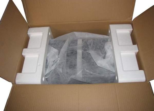 Корпус Graphite 600T в упаковке