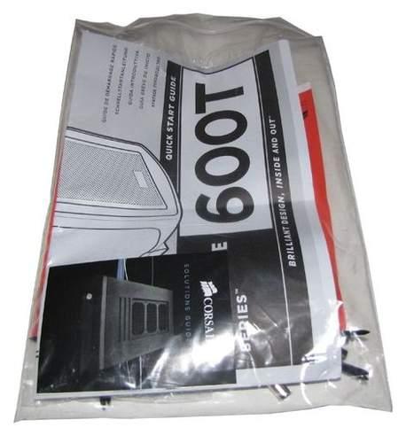 Пакет с комплектацией корпуса 600T