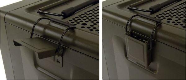 Защелки боковых панелей