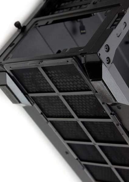 Фильтр на нижней стенке Carbide 500R