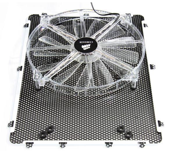 200 мм вентилятор на стенке Carbide 500R
