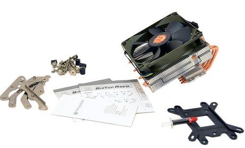 Комплект поставки Thermaltake BigTyp Revo