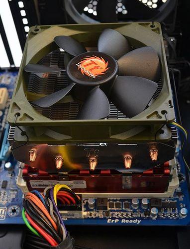 Блиц-обзор кулера Thermaltake BigTyp Revo