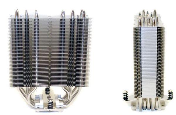 Радиатор, тепловые трубки