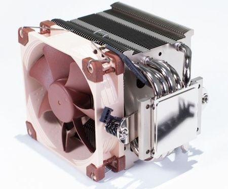 Обзор процессорного кулера Noctua NH-U9S