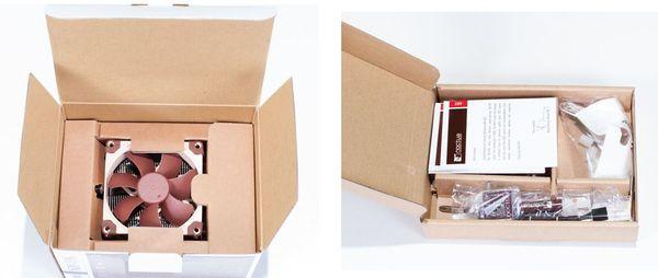 Упаковка Noctua NH-U9S
