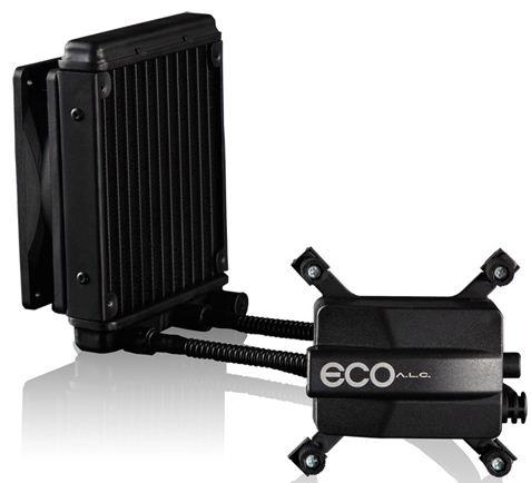 Внешний вид системы охлаждения CoolIT ECO