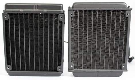 Радиаторы CoolIT ECO и Corsair H50