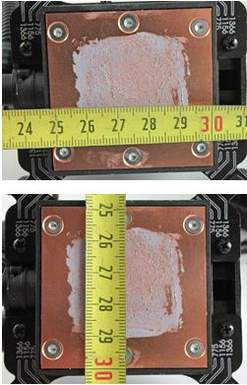 Размер водоблока CoolIT ECO