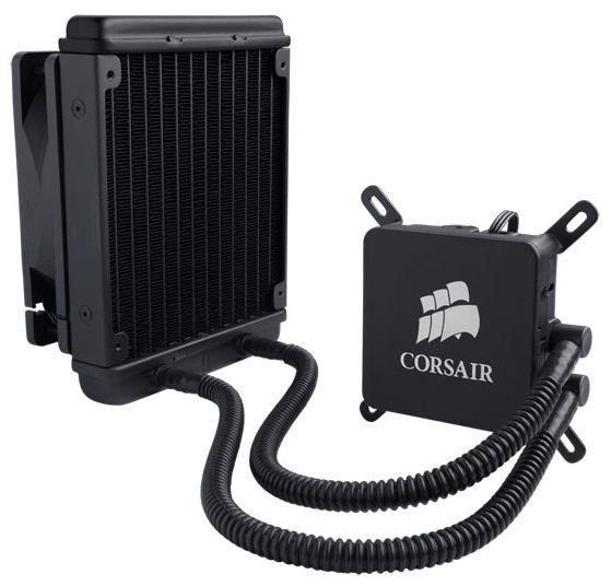 Жидкостное охлаждение Corsair Hydro H60