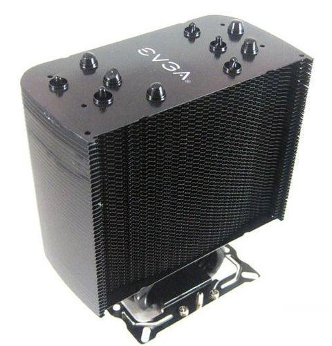 Обзор процессорного кулера EVGA Superclock