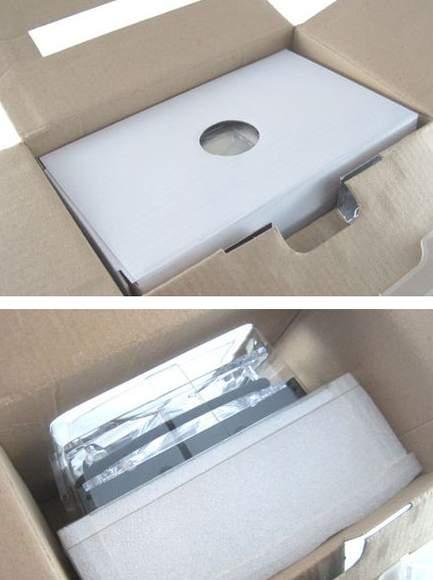 EVGA Superclock надежно упакован