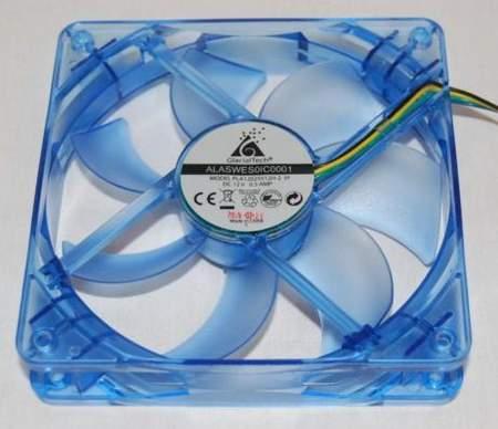 Вентилятор в комплекте с Alaska