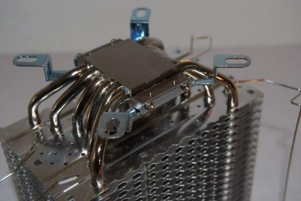 Кулер Alaska с крепежом для платформы Intel