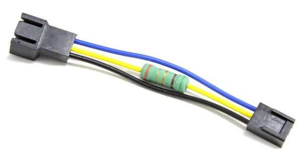 В комплекте с Zalman CNPS12X идет резистор RC5