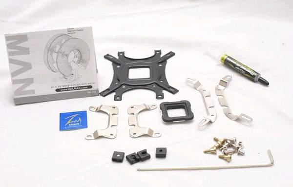 Комплектация Zalman CNPS9900 MAX