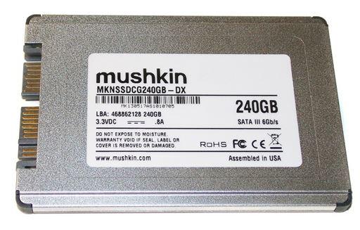 Обзор твердотельного диска Mushkin Chronos Go Deluxe