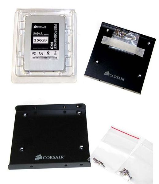 Комплектация SSD Performance Pro