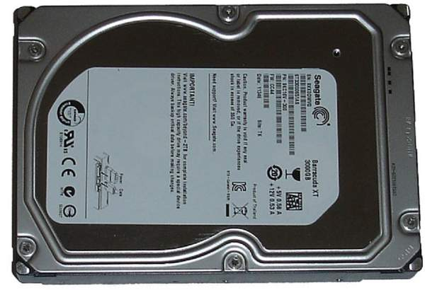 Жесткий диск Seagate Barracuda XT 3 Тб