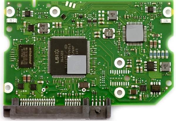 Микросхемы жесткого диска Seagate Barracuda XT 3 Тб