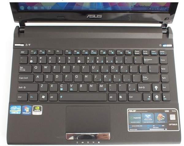 Клавиатура ноутбука Asus U36S