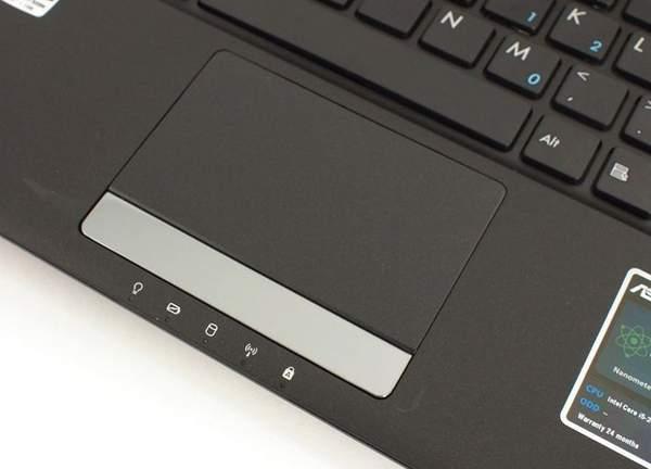 Тачпад ноутбука Asus U36S
