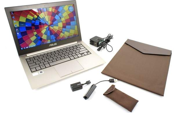 Ноутбук Asus Zenbook UX31