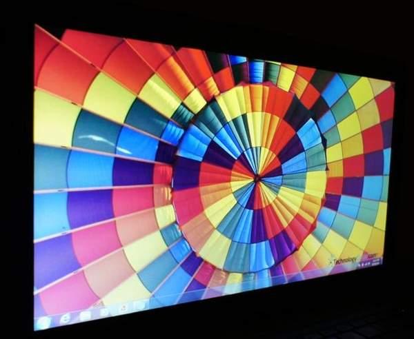 Горизонтальный угол обзора Zenbook UX31