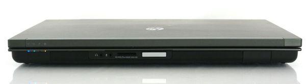 Передняя сторона ноутбука HP EliteBook 8740w