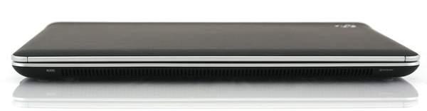 Ноутбук HP Pavilion dm3t - вид спереди