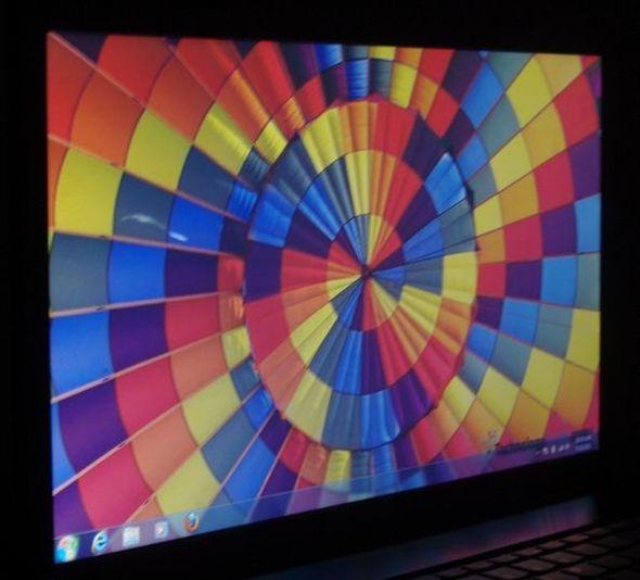 Горизонтальный угол обзора Lenovo G570