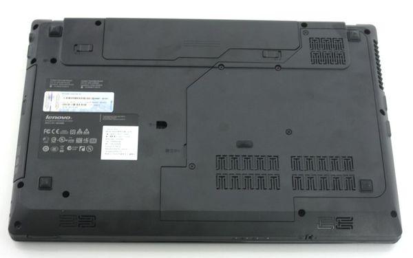 Нижняя сторона Lenovo G570