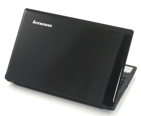 Крышка ноутбука Lenovo G570