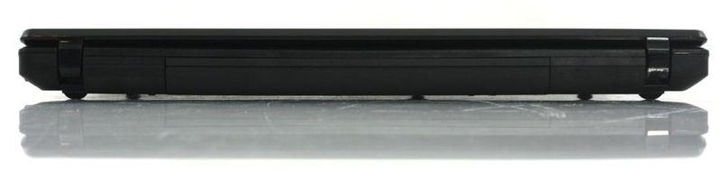 Задняя сторона ноутбука Lenovo G570