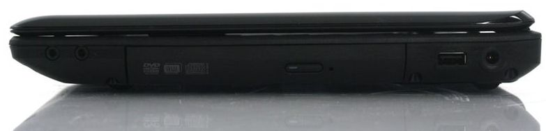 Правая сторона Lenovo G570