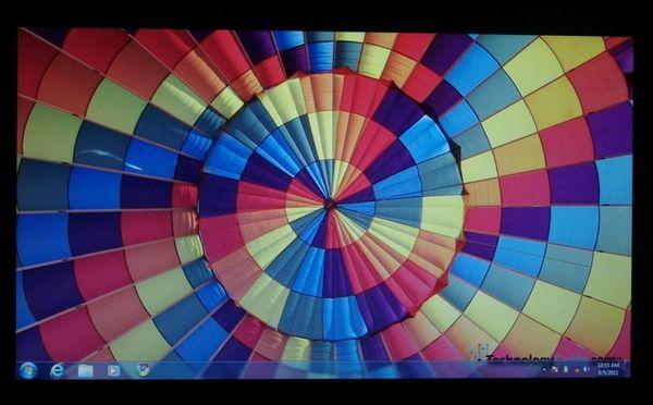 Дисплей ноутбука Lenovo IdeaPad Z370